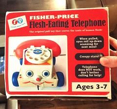 Flesh-Eating Telephone