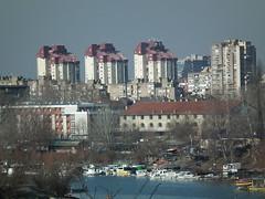 Pogled na Liman sa Mosta slobode. #novisad #serbia #srbija #vojvodina #europe #photo #february