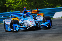 2016 Verizon INDYCAR Series Grand Prix at the Glen @ Watkins Glen International - #27 Marco Andretti - Andretti Autosport and #28 Ryan Hunter-Reay - Andretti Autosport