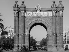 Arc de Triomf - Parc de la Ciutadella