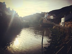 Staithes - jewel of the North Yorks coast...