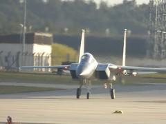 A little look @ RAF Lakenheath yesterday !