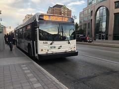 Winnipeg Transit #638