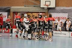 Playoff U21A Chur Unihockey - Floorball Köniz 11:7 (16.02.2019)