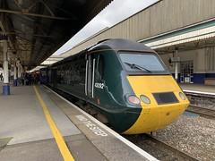 43092 - Exeter St Davids