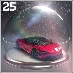 Happy Holidays from everyone here at McLaren Automotive. We hope you have a fant...