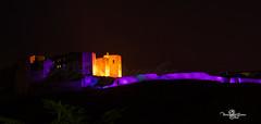 #Melfi #Castello #Mura #Luci #Colori