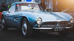 BMW 507 Previously owned by John Surtees. #bmw #bmw507 #507 #classiccars