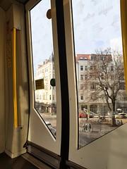 Blick aus der Bahn