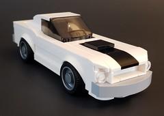 68 CobraJet Fastback