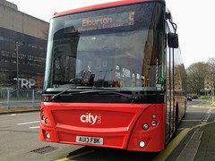 000 - Plymouth Citybus Plymouth February 2019