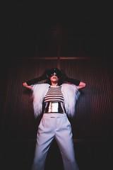 😎 帥ㄧ波 😎  ⋯⋯⋯⋯⋯⋯  Model Gabby Wang                      Mmakeup Evie_Styling                      photography    Wu Asheng                      Partner YouLin Lai                      Styling  張秉豐 Location 角落大院 Corner Studio