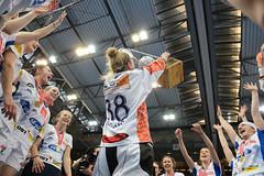 Cupfinal: Piranha Chur - Kloten-Dietlikon Jets