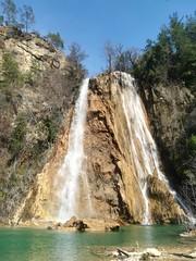 Suuçtu Şelalesi Gebiz Antalya
