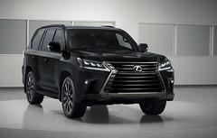New 2019 Lexus Auto LX