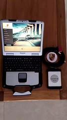 #PorschePiwisII #Piwis2 #PiwisTester2Software  Super Porsche Piwis ii VCI With Panasonic CF30 Laptop Installed V18.150.500 Porsche Piwis Tester 2 software Ready To use  Skype :gsunlight@outlook.com  Whatsapp :+86 14776192853 Wechat : +86 14776192853  http