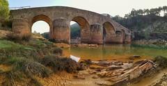 Puente San Rafael. Sotiel coronada. Huelva