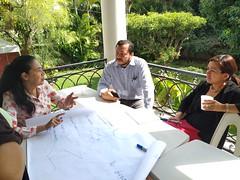 Taller de capacitación con miembros de la red dw medio ambiente. 20 de febrero 2019