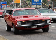 Plymouth Barracuda '70
