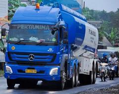 Pertamina | Mercedes Benz Axor 4928T (4X2)