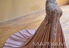 أفضل التصميمات من الفساتين السواريه التى تناسب المحجبات لعام 2019