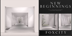 FOXCITY. Photo Booth - New Beginnings AD