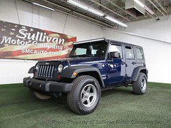 Jeep Wrangler Unlimited $0