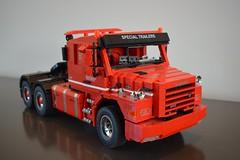 Scania T143M from 2legoOrNot2lego