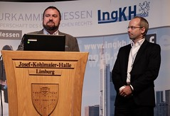 8. Fachplanertag Erneuerbare Energien (IngKH) in der Stadthalle Limburg