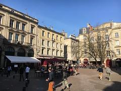Primera parada en Francia.