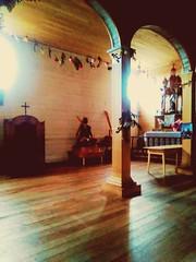 Interior Quinchao Church