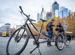 Грузо-городской велосипед. Интересный гибрид.