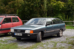 Audi 100 Avant quattro