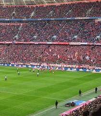 @ Allianz Arena for a FC Bayern football match