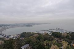 Enoshima's marina