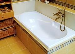 Главные преимущества акриловых ванн