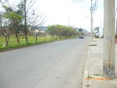 Las calles de Cajicá