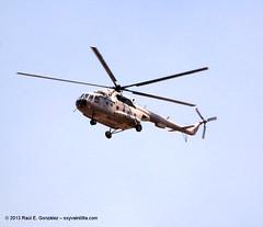 Helicóptero de Marina